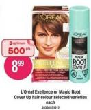 L'oréal Exellence Or Magic Root Cover Up Hair Colour