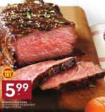Striploin Grilling Steaks Cut From Canada Aa Grade Beef or Higher 13.21/kg