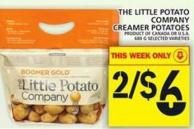 The Little Potato Company Creamer Potatoes