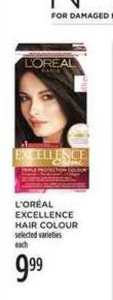 L'oréal Excellence Hair Colour