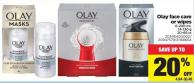 Olay Face Care Or Wipes 6-200 Ml 14-130 G 20-66 Ct