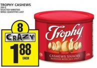 Trophy Cashews