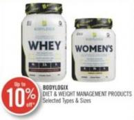 Bodylogix Diet & Weight Management Products