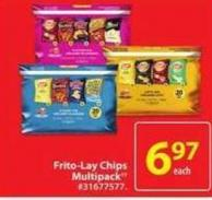 Frito Lay Chips Multipack