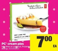 PC Cream Pies - 830 G