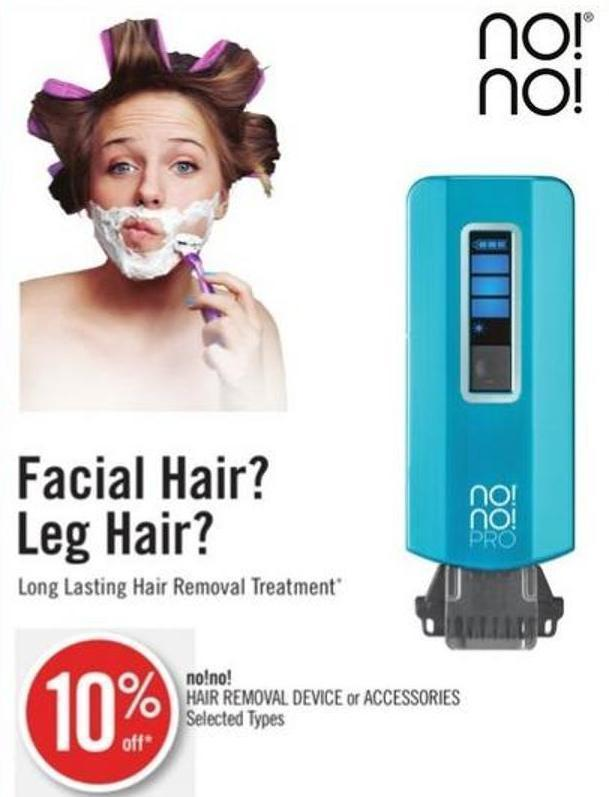 Hair Removal Device or Accessories