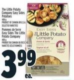 The Little Potato Company Easy Sides Potatoes 400 g