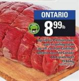 Top Sirloin Premium Oven Roast Or Grilling Steak Cap-off