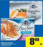 High Liner Pan Sear Or Signature Fish - 500-750 G
