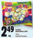 Savion Marshmallows