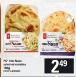 PC Mini Naan - 180 g