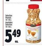 Selection Peanuts | Arachides Selection
