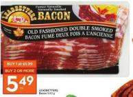 Leadbetters Bacon 500 g