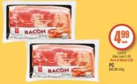 PC Bacon (500 G)