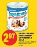 Eagle Brand Sweetened Condensed Milk - 300 mL