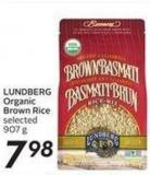 Lundberg Organic Brown Rice