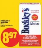 Buckley's Mixture - 200 mL