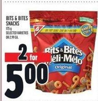 Bits & Bites Snacks