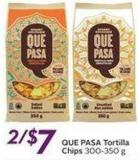 Que Pasa Tortilla Chips - 300-350 G