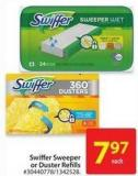 Swiffer Sweeper or Duster Refills