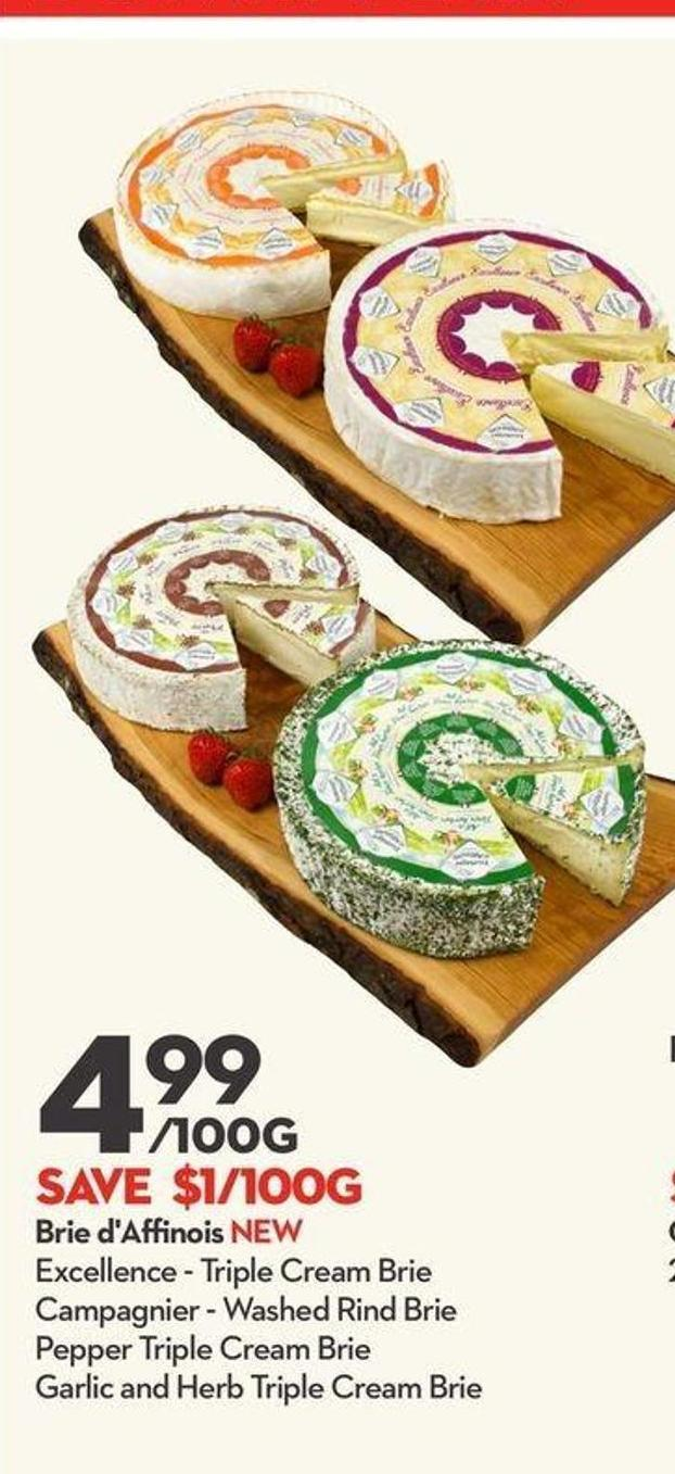 Brie D'affinois