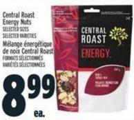 Central Roast Energy Nuts