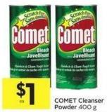 Comet Cleanser Powder 400 g