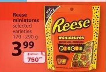 Reese Miniatures - 170 - 290 G