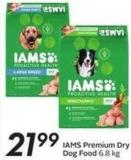 Iams Premium Dry Dog Food 6.8 Kg