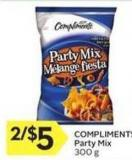 Compliments Party Mix 300 g