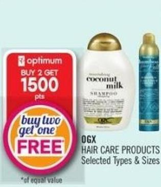 Ogx Hair Care Products