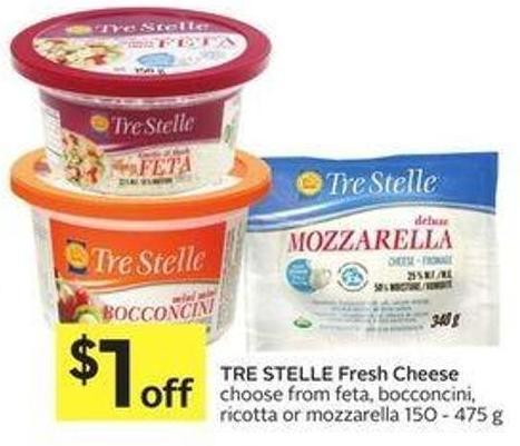 Tre Stelle Fresh Cheese
