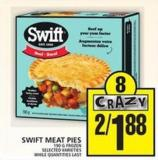 Swift Meat Pies