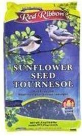 Red Ribbon Sunflower Bird Seed - 9kg