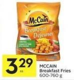 Mccain Breakfast Fries 600-760 g