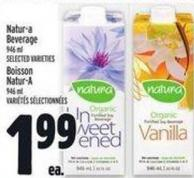 Natur-a Beverage 946 ml