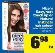 Nice 'N Easy - Root Touch Up Or Natural Instincts Hair Colour