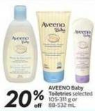 Aveeno Baby Toiletries