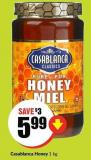 Casablanca Honey 1kg