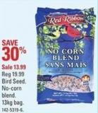 Red Ribbon Bird Seed