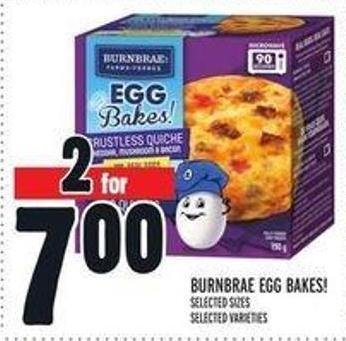 Burnbrae Egg Bakes!