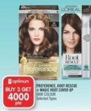 Preference - Root Rescue or Magic Root Cover Up Hair Colour