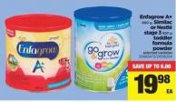 Enfagrow A+ - 680 g - Similac Or Nestlé Stage 3 - 850 g - Toddler Formula Powder