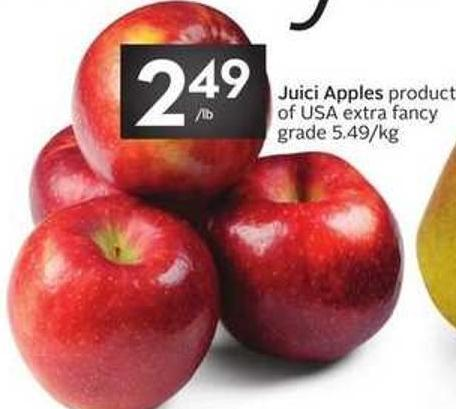 Juici Apples