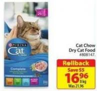 Purina Cat Chow Dry Cat Food