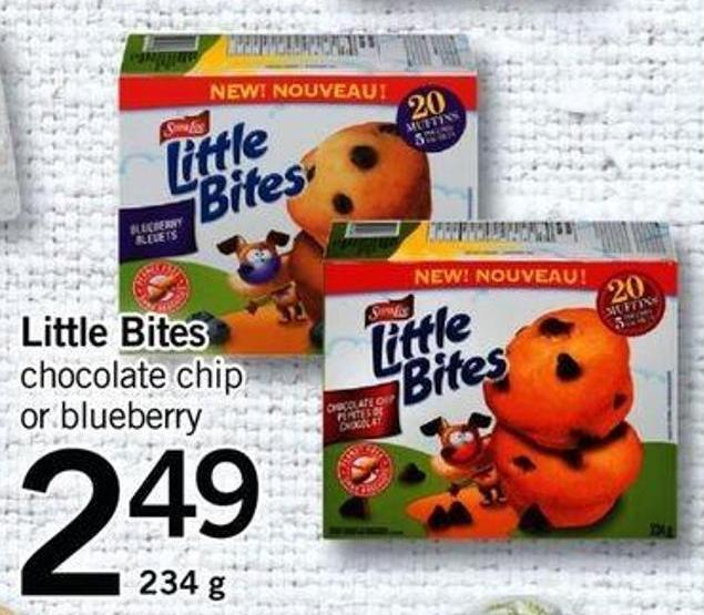 Little Bites - 234 G