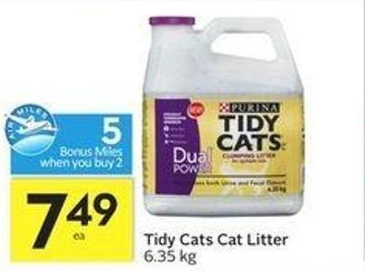 Tidy Cats Cat Litter