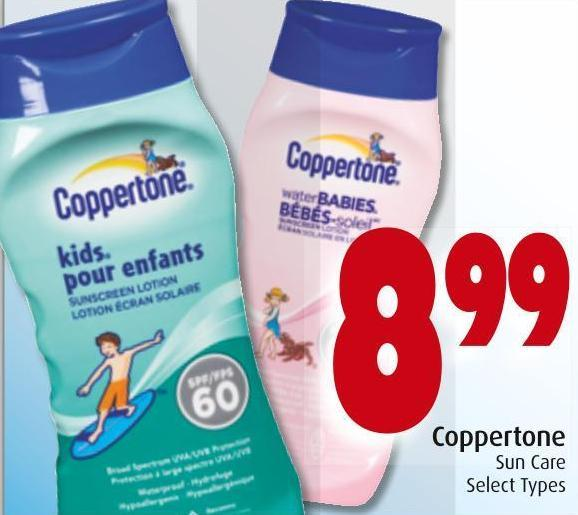 Coppertone Sun Care