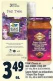 Patak's Sauces Or Blue Dragon 3 Step Kits 220 - 315 g - 400 ml