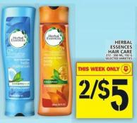 Herbal Essences Hair Care